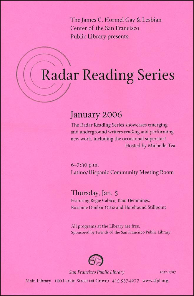 RadarReading